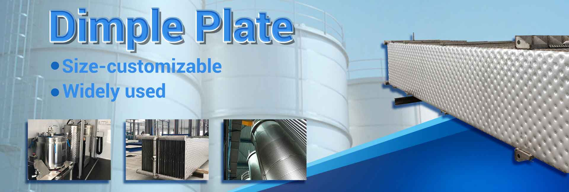 Dimple Plate