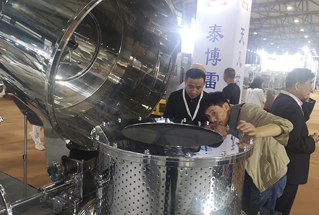 2019CPHI China Exhibition Ended Successfully, Thank you for your Way, All the Way