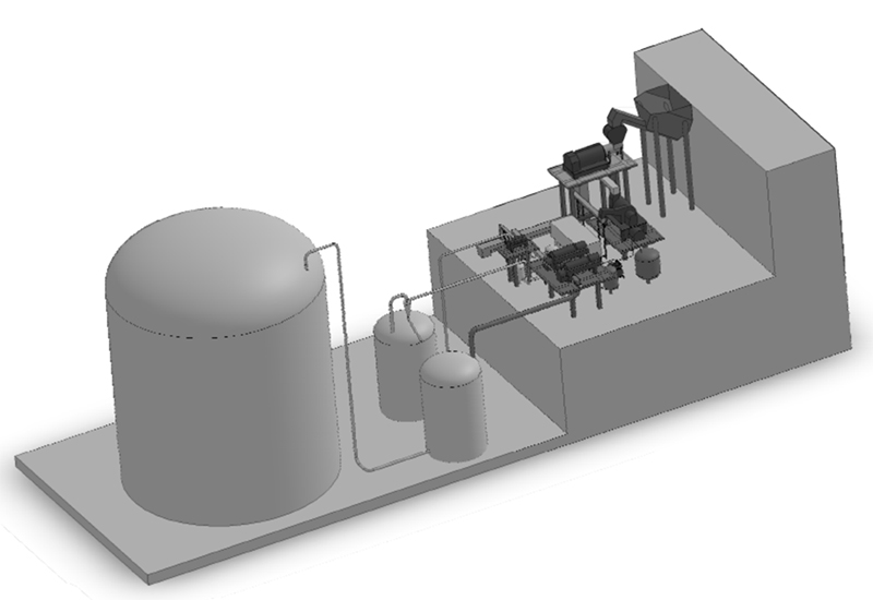 UCO Treatment System
