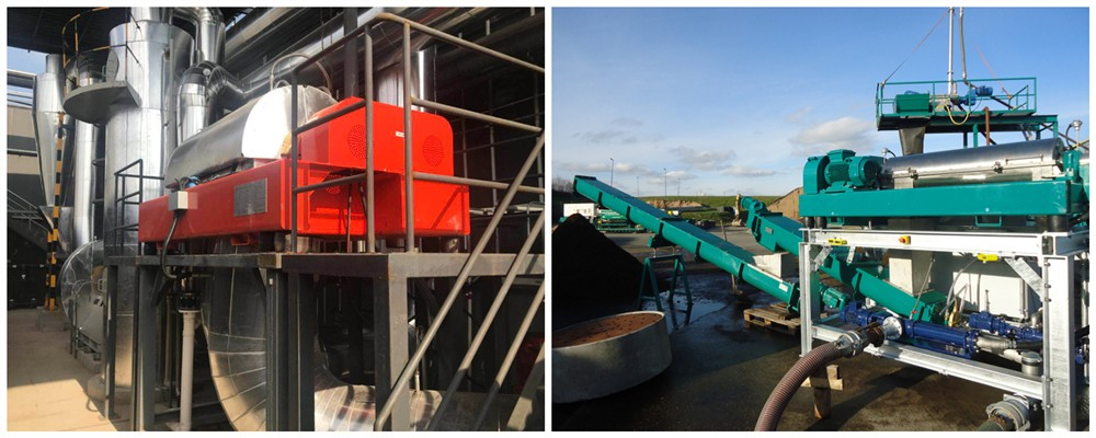 Sewage Treatment Production Line