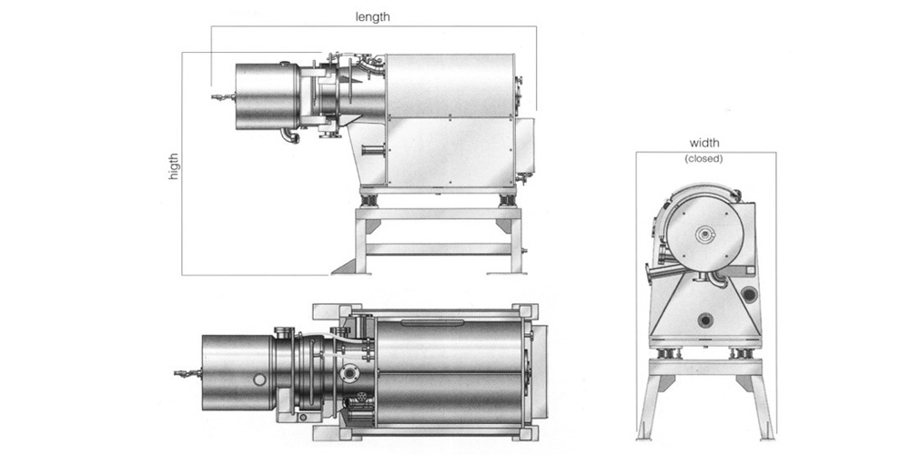 FSD Centrifugal Centrifuge