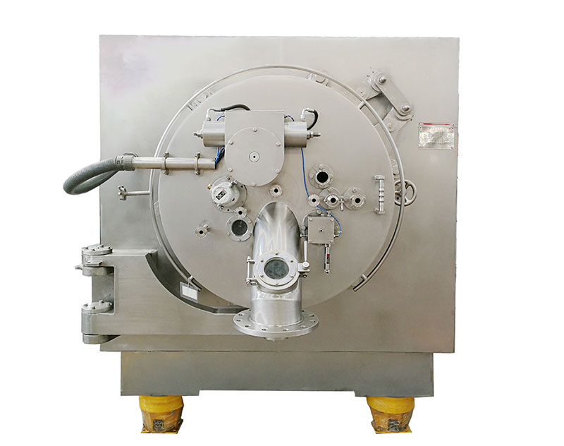 GKC Automatic Horizontal Scraper Centrifuge Peeler