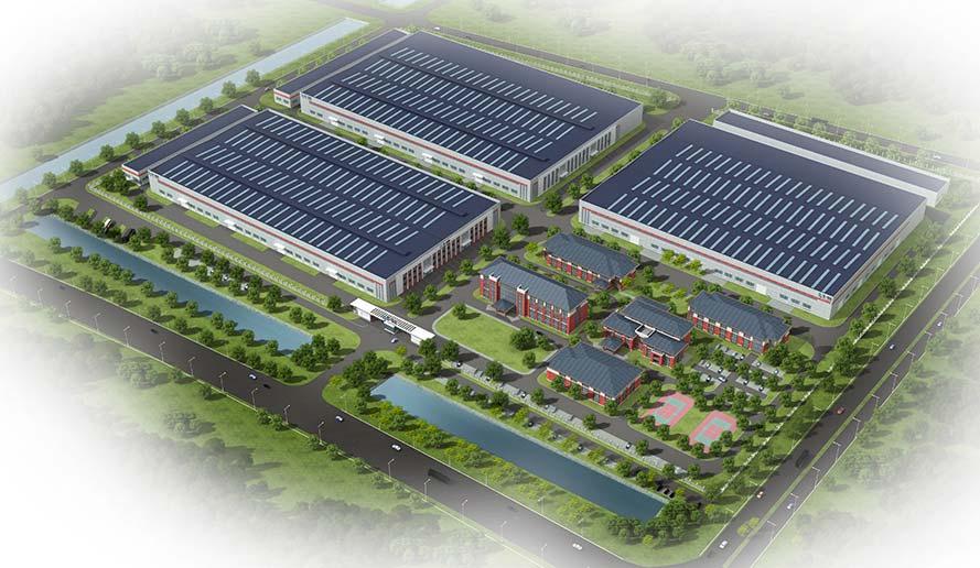 In 2019, establish Jiangsu Hanpu Mechanical Techology Co.,Ltd.