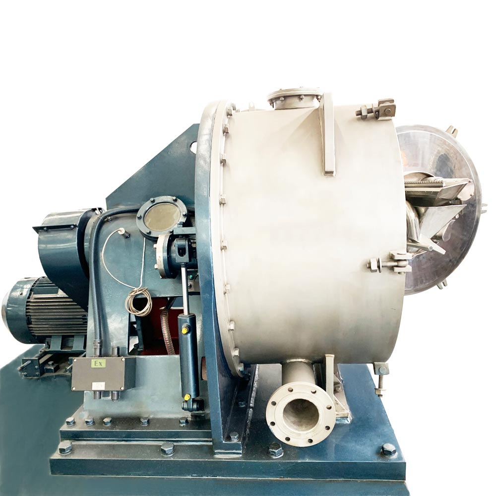 GK(F) Automatic Horizontal Scraper Centrifuge Peeler for Starch