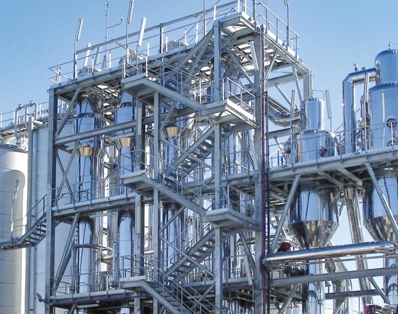 MVR Evaporator System